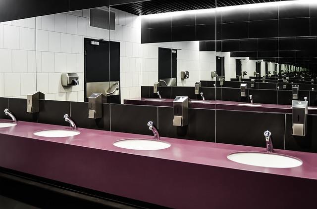 היגיינה וניקיון בשירותים בעסק