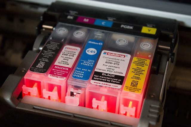 דיו למדפסות HP – מה הכי מתאים לשימוש ביתי?